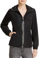 Mackage Yazmeen Leather-Trimmed Jacket - 100% Exclusive