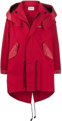Ambush Hooded Rain Coat