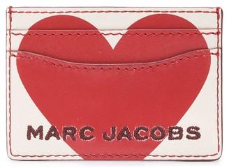 Marc Jacobs Heart logo cardholder