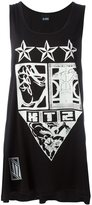 Kokon To Zai Devil print tank top