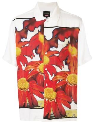 Supreme x Jean Paul Gaultier Flower Power Rayon Shirt