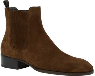 Tom Ford Suede Hainaut Chelsea Boots