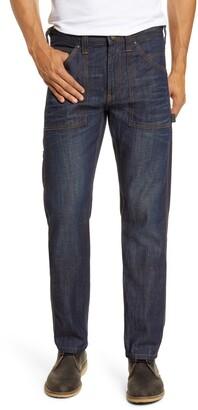 Lee Slim Fit Carpenter Workwear Slim Fit Jeans