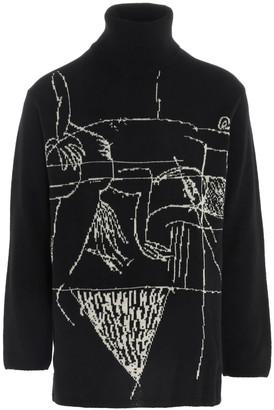 Yohji Yamamoto asakura Sweater