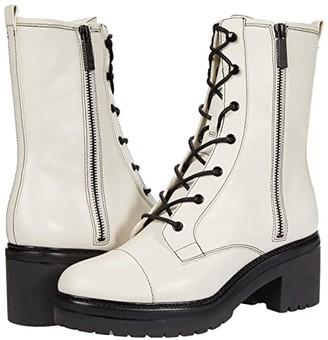 MICHAEL Michael Kors Anaka Bootie (Light Cream) Women's Shoes