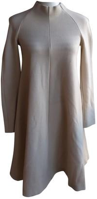 M Missoni Ecru Wool Dresses