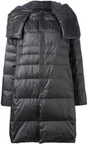 Plantation hooded padded coat