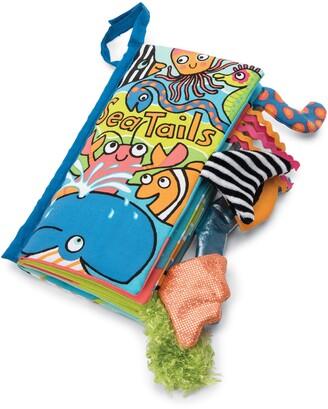 Jellycat 'Sea Tails' Soft Book