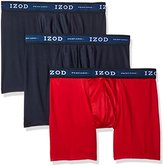 Izod Men's 3pk Performance Boxer Brief