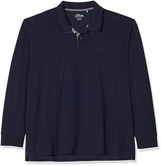 S'Oliver Big Size Men's 15.910.35.6559 Polo Shirt,XXXXX-Large
