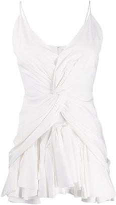 Giuseppe di Morabito Twist Front Dress