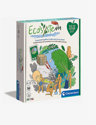 Play For Future Ecosystem cooperative board game