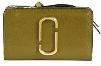 Marc Jacobs Zip-Around Leather Wallet