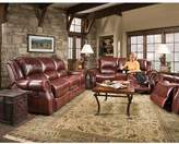 Darby Home Co Additri 3 Piece Leather Living Room Set