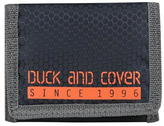 Duck And Cover Honeycomb Tri Fold Wallet