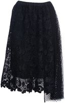 N°21 No21 Midi Lace Skirt