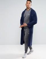 Emporio Armani Slim Cuffed Sweatpants In Chenille