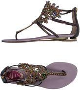 Rene Caovilla RENE' CAOVILLA Thong sandals