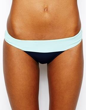 Vero Moda Sea Breeze Bikini Bottom - Blue