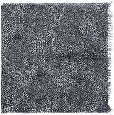 Faliero Sarti plaid print scarf - women - Silk/Modal - One Size
