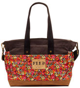 FEED Liberty of London Diaper Bag