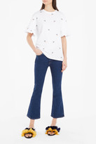 MiH Jeans Marty Kick-Flare Jeans