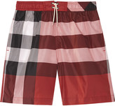Burberry Mini jeffries swim shorts 4-14 years
