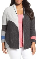 Nic+Zoe Plus Size Women's Charged Up Cardigan