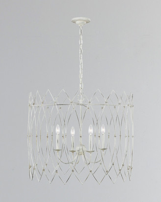 Camilla And Marc By Chapman And Myers Gardner 4-Light Chandelier
