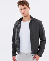Mng Technical Fabric Jacket