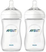 Philips Natural SCF693/27 260 ml Feeding Bottles, Birth - 6 Months