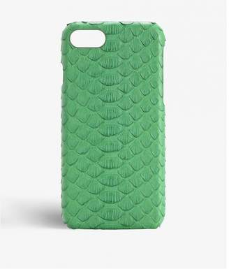Factory The Case Iphone 7-8 Real Python Green