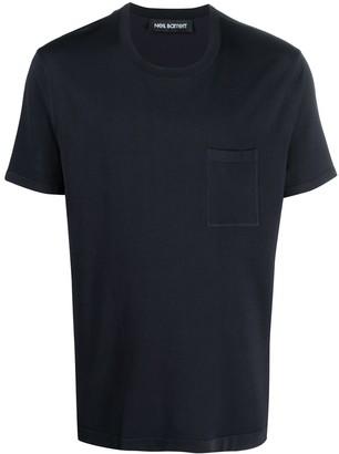 Neil Barrett Travel Techno pocket T-shirt