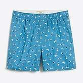 J.Crew Factory Fetch dog boxers