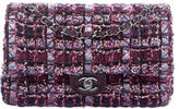 Chanel Fall 2016 Tweed Medium Double Flap Bag