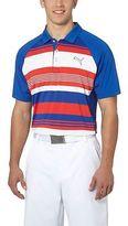 Puma PWRCOOL Road Map Tech Golf Polo Shirt