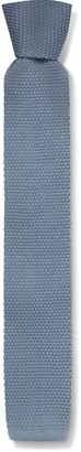 Anderson & Sheppard 6.5cm Knitted Silk Tie