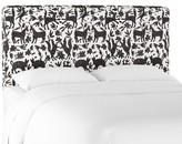 Bungalow Rose Leonetti Seam Upholstered Panel Headboard Size: California King