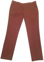 Prada Carrot Pants