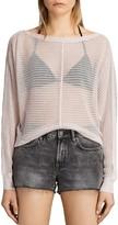 AllSaints Elle Levita Open-Knit Sweater