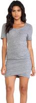 Monrow Granite Pocket T Dress