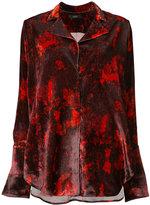 Ellery printed blouse - women - Silk/Rayon - 8
