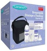 Lansinoh Storage & Feeding Starter Set