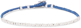 Mikia Beaded Cord Bracelet
