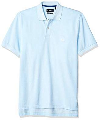 Chaps Men's Classic Fit Cotton Pique Polo Shirt