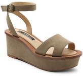 Kensie Tray Platform Wedge Sandal