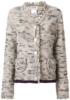 Chanel Pre Owned 1999's Knitted Jacket