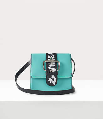 Vivienne Westwood Alex Small Handbag Light Blue