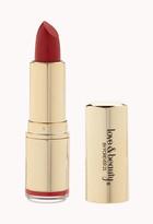 FOREVER 21+ Matte Lipstick