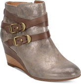 Sofft Oakes Crisscross-Strap Booties